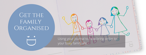 Organising your family life