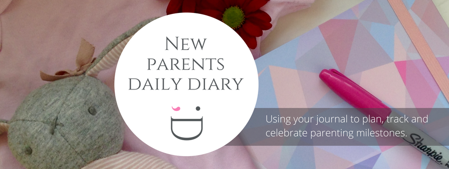 New parent daily diary
