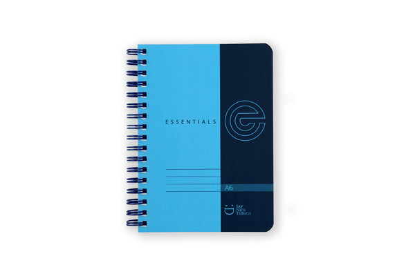 Image of the A6 Essentials notebook