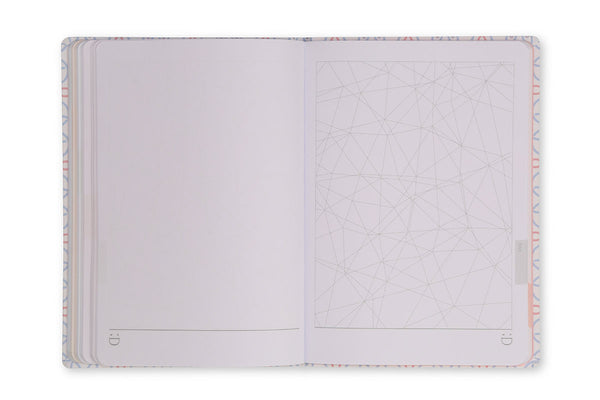 Image showing doodle pages in Celtic A5 Journal