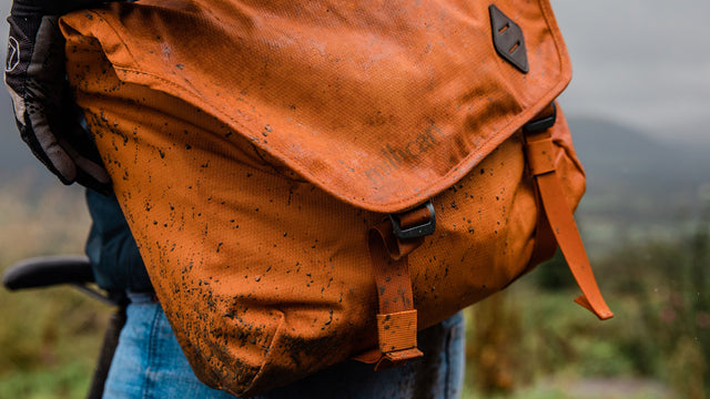 How to wash and clean your backpack | Clean Bag | Millican
