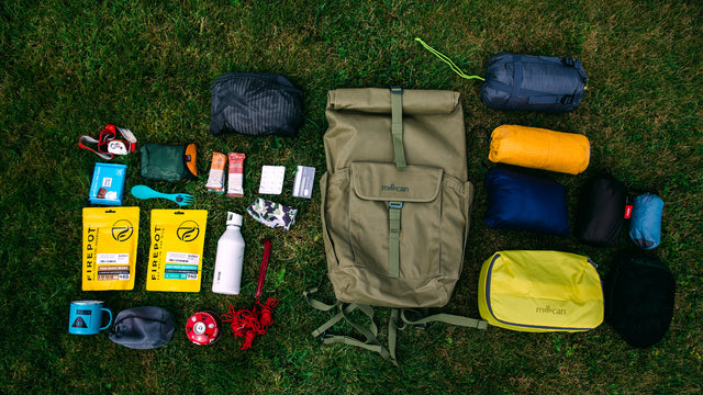 What to pack for camping | Pack For Camping | Millican