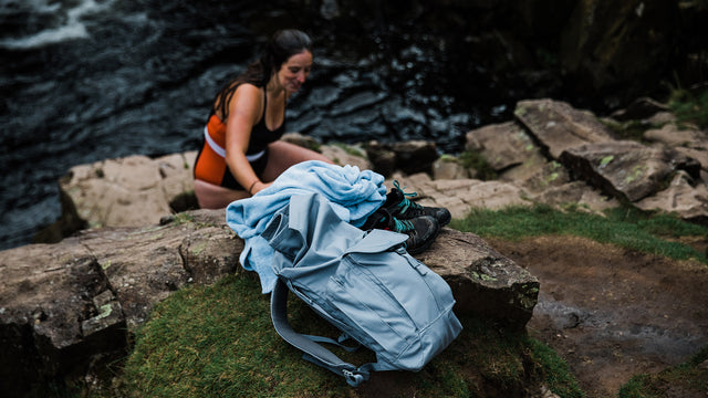 Q&A | Wild Swimming and all things<br>outdoors with Vicki and Louie