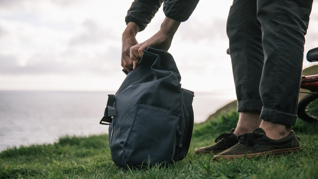 Bowden the Camera Messenger Bag available now at Millican