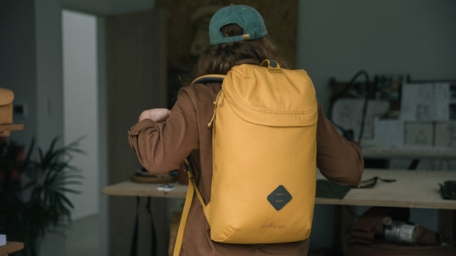 Oli the Zip Pack 15L available now at Millican