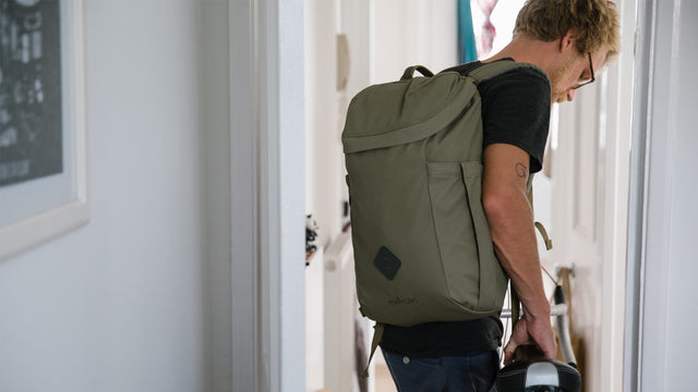 Oli the Zip Pack 25L available now at Millican
