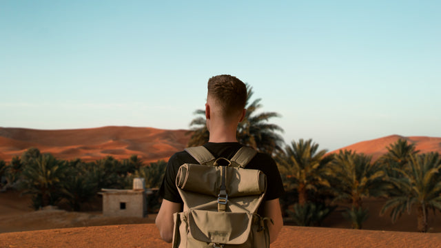 Traveller Series | Morocco's Canvas <br> With Henri Cooney