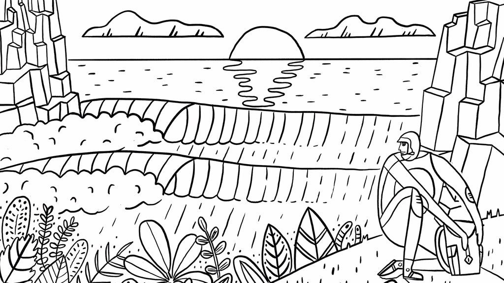 Community | Drawn Outdoors -</br> Download our Colouring Book