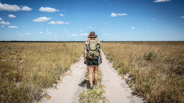 Travel |  Chance Encounters <br/> Botswana with Anna Blackwell