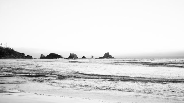 Photolog | The Oregon Coast Waves <br />  - with Tommy Moore