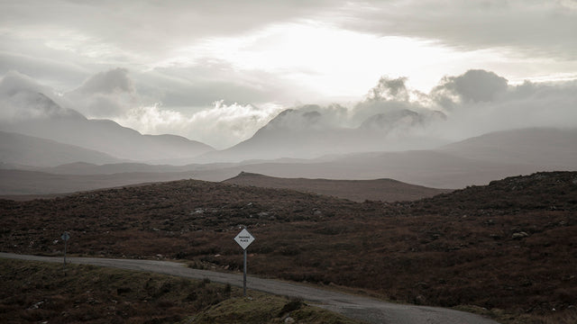 Traveller Series | In Search of Silence </br>- The Scottish Highlands
