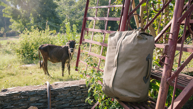 Product Review | Miles the Duffle Bag, 40L<br>- The India Test