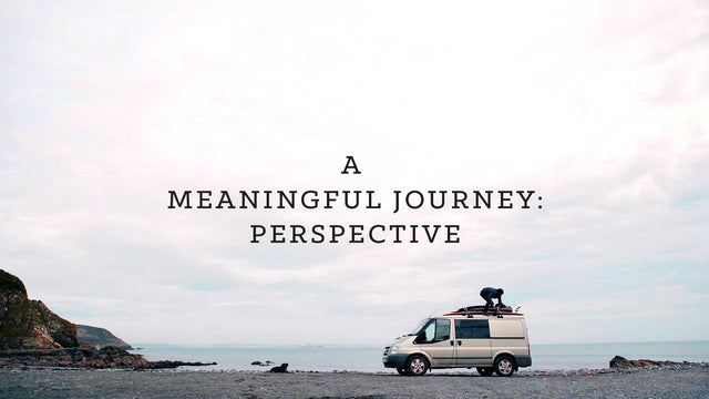 Film | A Meaningful Journey: Perspective. <br> Part 02: James Bowden