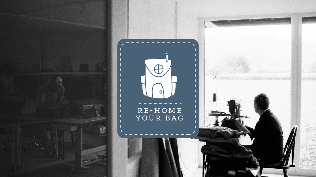 Millican HQ | What Re-Home Your Bag Means To Us? <br> - The Millican Team