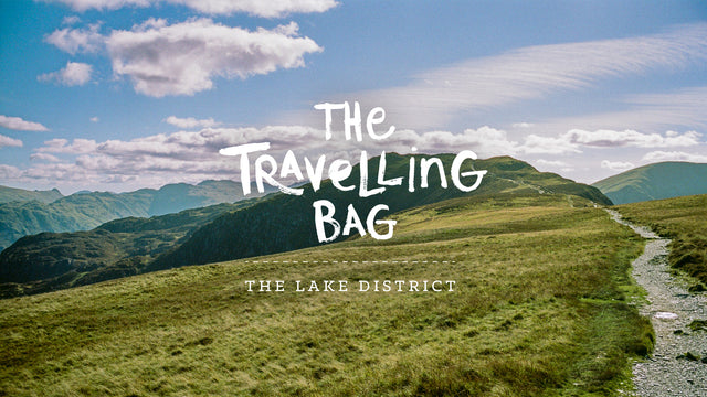 Travel | The Travelling Bag - </br>Mapping The Borrowdale Valley