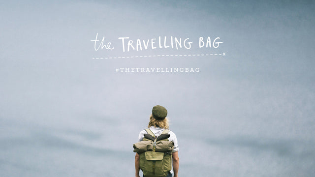 Travel | The Travelling Bag Project