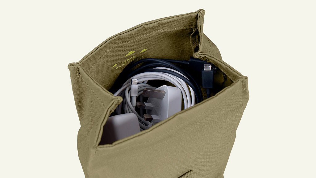 Smith the Utility Pouch available at Millican