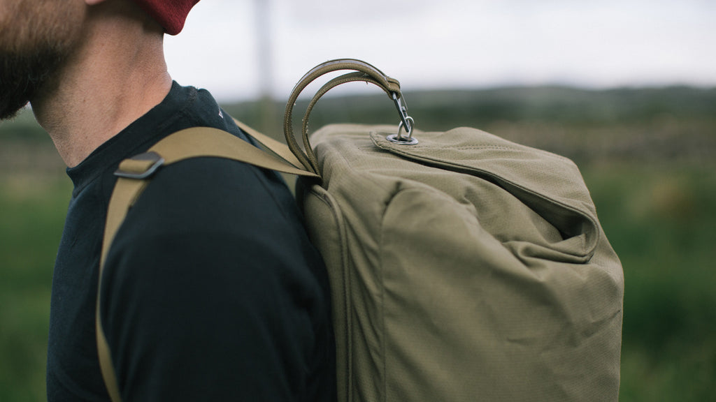 Miles the Duffle Bag 40L available now at Millican