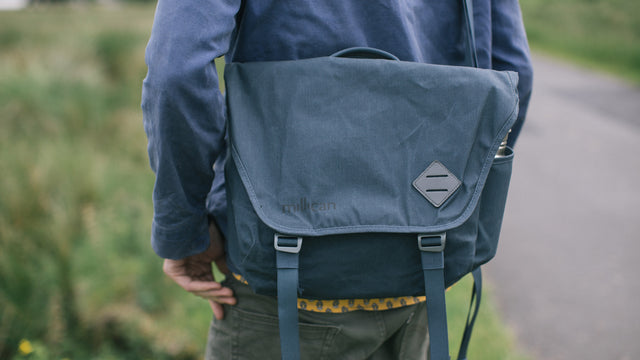 Nick the Messenger 13L available now at Millican