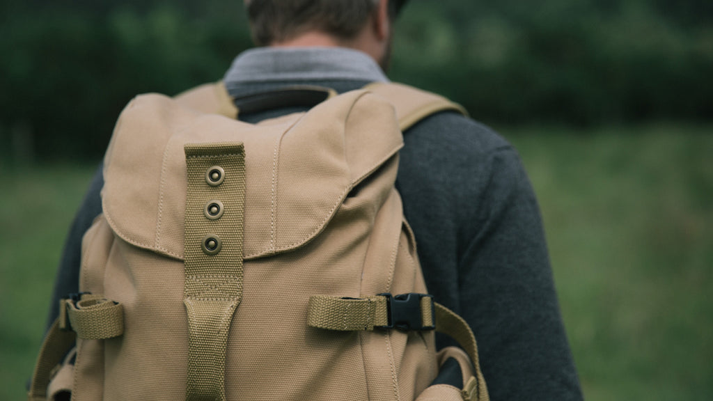 Behind The Seams | Dave The Rucksack (28L)
