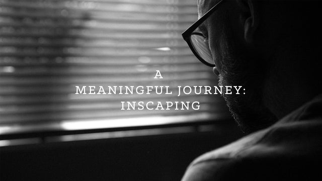 Film | A Meaningful Journey: Inscaping. <br> Part 01: Jim Marsden
