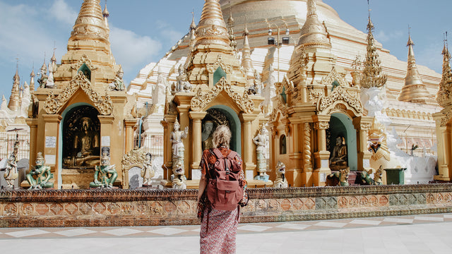 Traveller Series | Pachamama (Mother Earth)</br>- Myanmar with Romy Louise