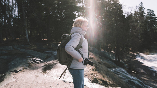 Photolog | Finland with Hollie Harmsworth: Part 02 </br>- Featuring Smith the Rucksack 25L