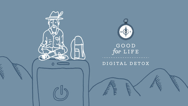 Millican HQ | Digital Detox </br>The week we switched off.