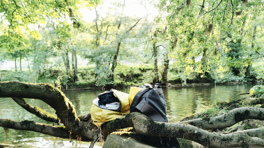 Everyday Adventure | Ruth Allen & Nick the Messenger Bag</br>Wild Swimming