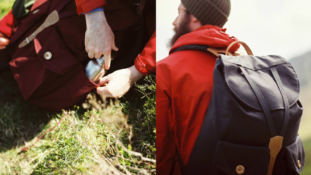 Behind The Seams | Wainwright x Millican