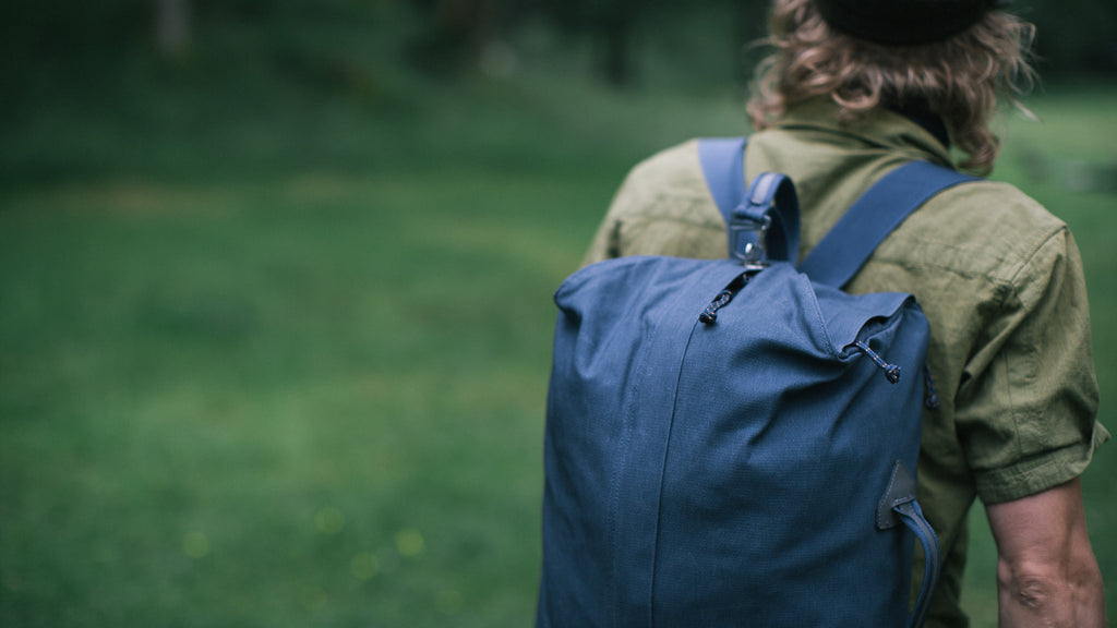 Behind the Seams | Miles The Duffle Bag (28L)