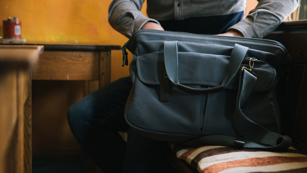 Behind The Seams | Martin The Briefcase (20L)