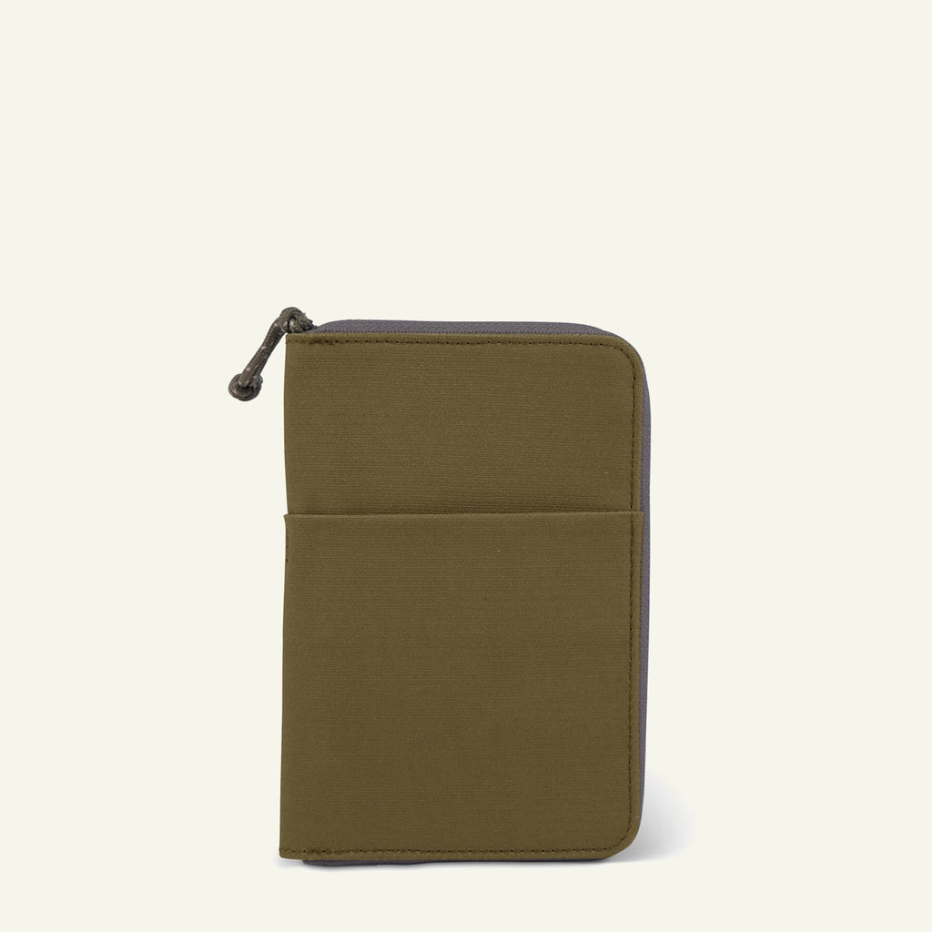 99078d48574 The Mavericks Powell The Travel Wallet Moss