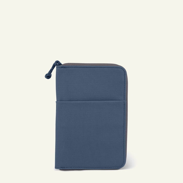 The Mavericks | Powell | The Travel Wallet (Slate) available from Millican