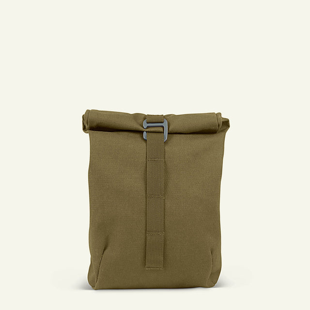 The Mavericks | Smith | The Utility Pouch (Moss) available from Millican