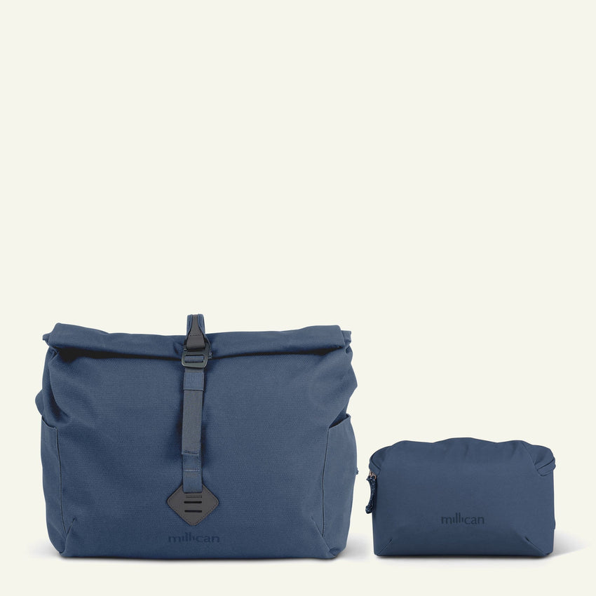 Travel Bundle | Bowden the Camera Messenger Bag (Slate)
