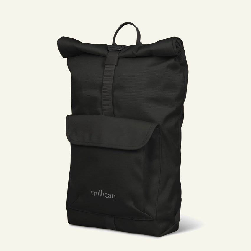 Core Collection | The Core Roll Pack 15L (Night) available from Millican
