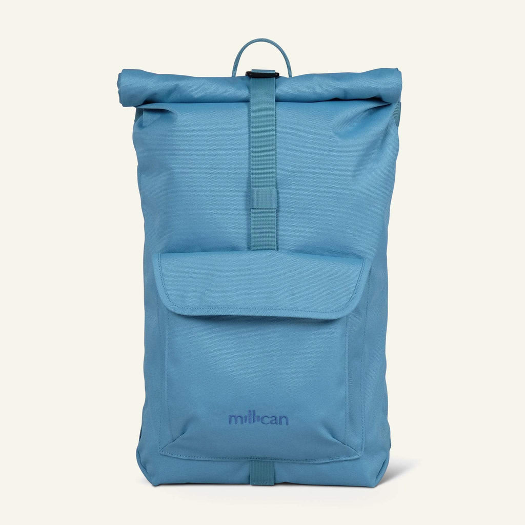 Core Collection | The Core Roll Pack 15L (Sky) available from Millican