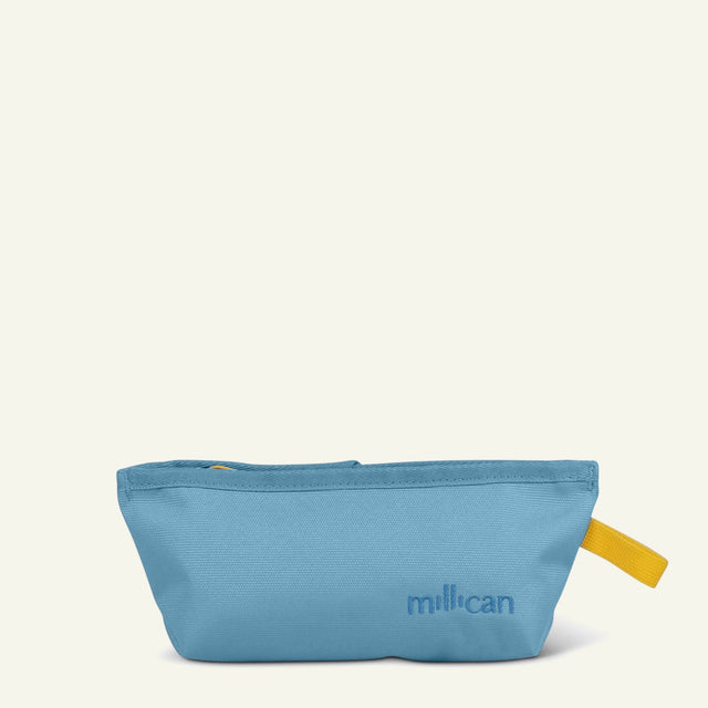 Core Collection | The Core Pencil Case (Sky) available from Millican