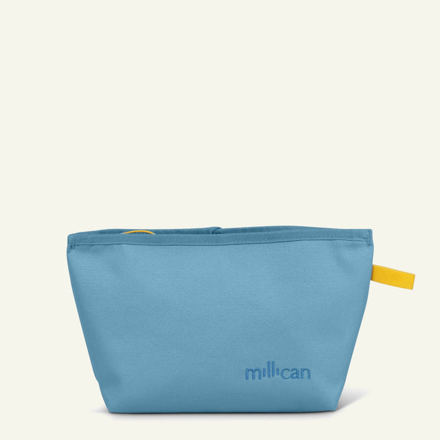 Core Collection | The Core Wash Bag (Sky) available from Millican