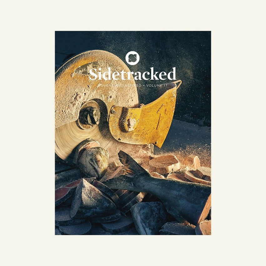 Sidetracked Magazine | Vol. 17