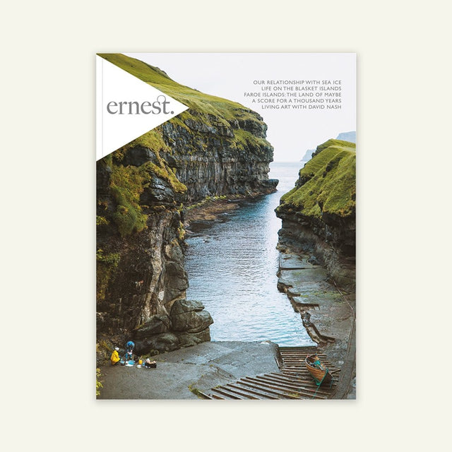 Ernest Journal | Issue 9 available from Millican