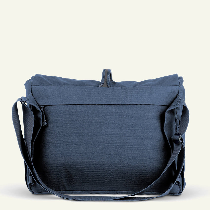 The Mavericks | Bowden | The Camera Messenger Bag 20L (Slate) available from Millican