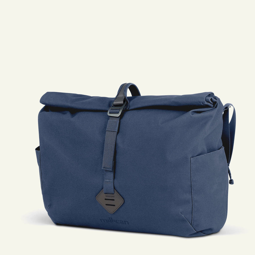 Travel Bundle | Bowden the Camera Messenger Bag (Slate) available from Millican