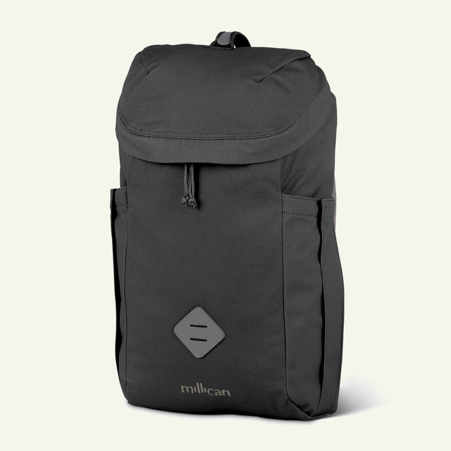 The Mavericks | Oli | The Zip Pack 25L (Graphite Grey) available from Millican
