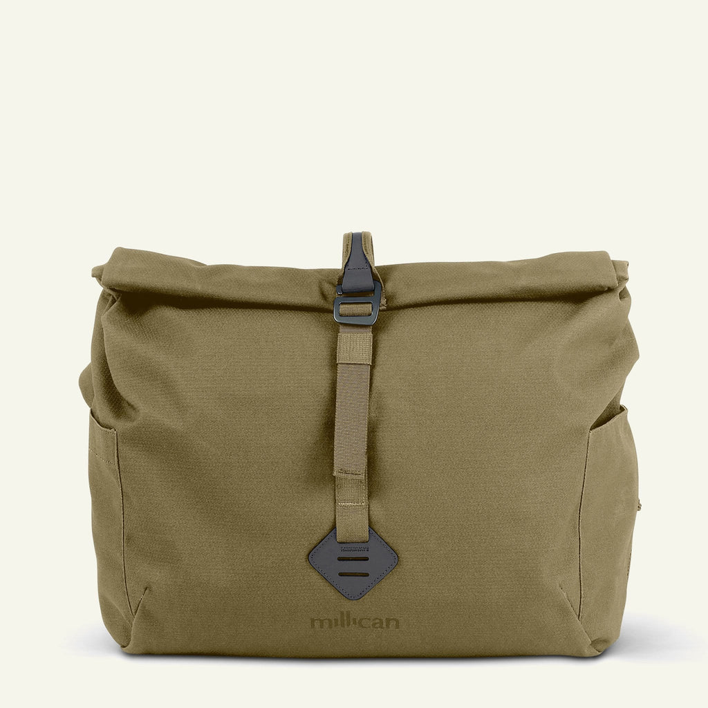 The Mavericks | Bowden | The Camera Messenger Bag 20L (Moss)