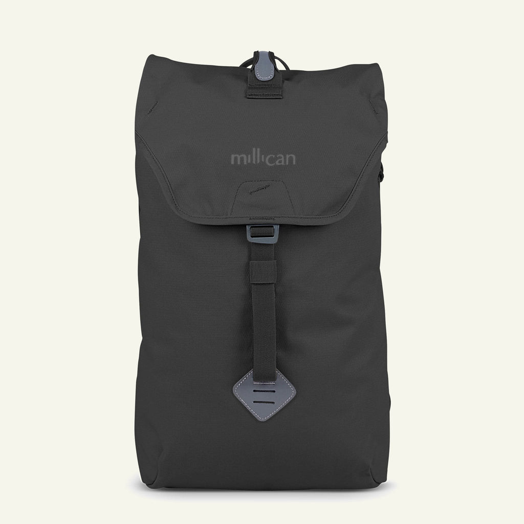 The Mavericks | Fraser | The Rucksack 18L (Graphite Grey) available from Millican