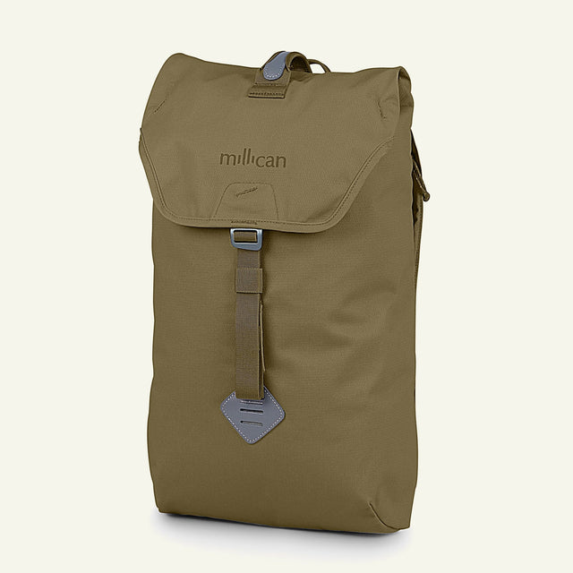 The Mavericks | Fraser | The Rucksack 18L (Moss) available from Millican