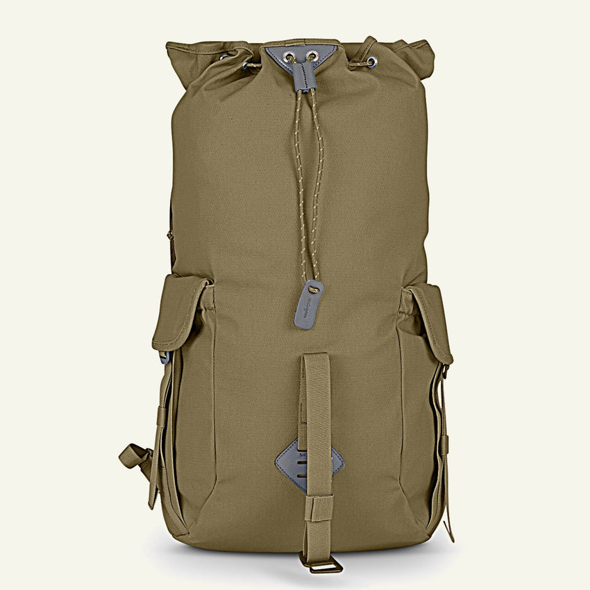 The Mavericks | Fraser | The Rucksack 25L (Moss) available from Millican