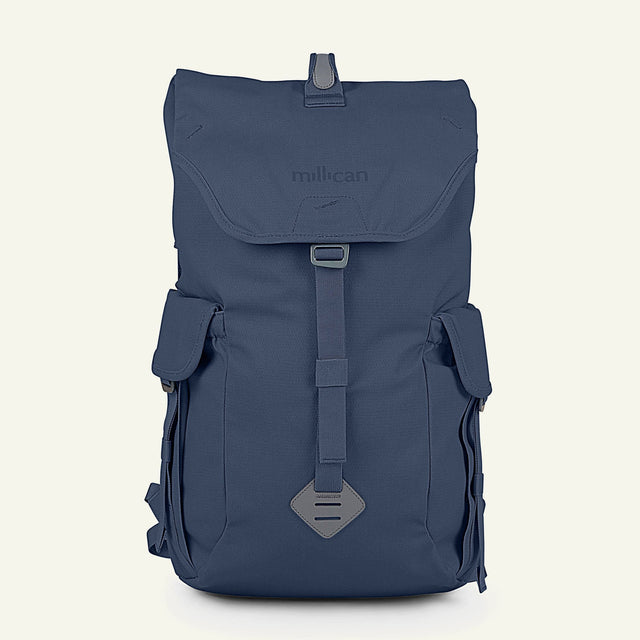 The Mavericks | Fraser | The Rucksack 25L (Slate) available from Millican
